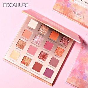 Focallure • SUNRISE Eyeshadow Palette • 16 Pans